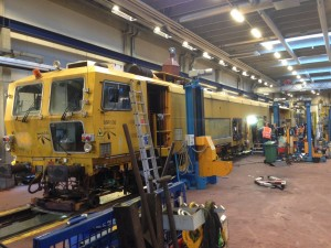 CL Smed udfører reparation af entreprenørmaskiner